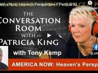 Patricia King and Tony Kemp - America Now