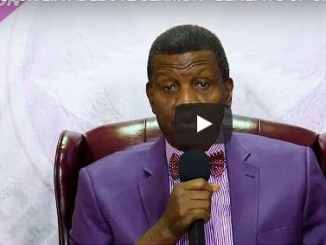RCCG Sunday Live Service August 9 2020 With Pastor Adeboye
