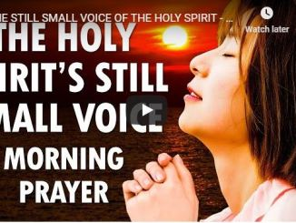 Sean Pinder - The Still Small Voice Of The Holy Spirit