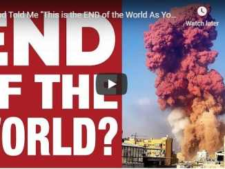 "Sid Roth & Johnny Enlow - ""This is the END of the World As You Know It"""