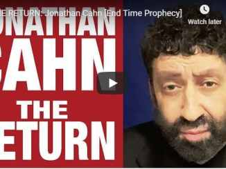 Sid Roth - Jonathan Cahn - End Time Prophecy - August 2020