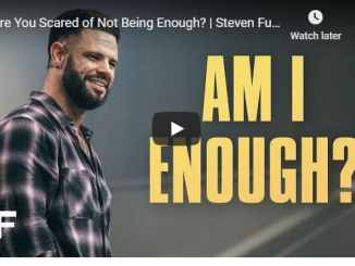 Steven Furtick - Are You Scared of Not Being Enough - August 22 2020