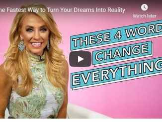 Terri Savelle Foy - The Fastest Way to Turn Your Dreams Into Reality