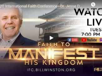 2020 International Faith Conference