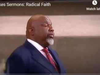 Bishop TD Jakes - Radical Faith - September 17 2020