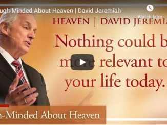 David Jeremiah Sunday Service Sermon September 6 2020