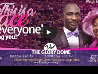 Dunamis Church Sunday Live Service September 20 2020