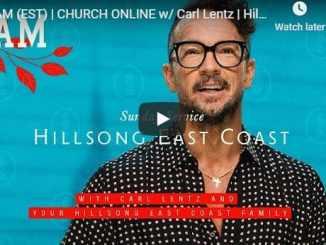 Hillsong Church East Coast Sunday Live Service September 20 2020