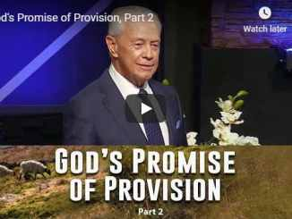 Jerry Savelle - God's Promise of Provision