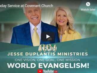 Jesse Duplantis Sunday Live Service September 6 2020
