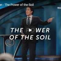 Joel Osteen - The Power of the Soil - September 25 2020