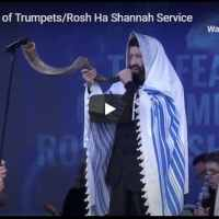Jonatahn Cahn - The Feast of Trumpets/Rosh Ha Shannah Service - 2020