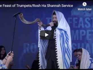 Jonatahn Cahn - The Feast of Trumpets - Rosh Ha Shannah Service - 2020