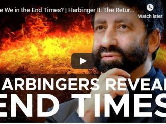 Jonathan Cahn - Are We in the End Times - September 2020