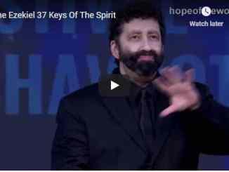 Jonathan Cahn - The Ezekiel 37 Keys Of The Spirit