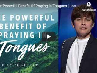 Joseph Prince - Powerful Benefits of Praying in Tongues