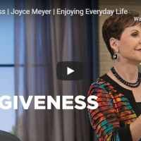 Joyce Meyer - Forgiveness - September 22 2020