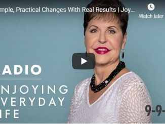 Joyce Meyer - Practical Changes With Real Results