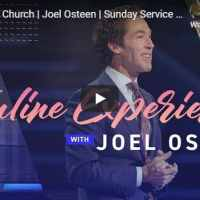 Lakewood Church Sunday Live Service September 20 2020