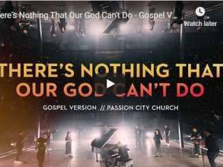 Passion City Church Sunday Live Service September 27 2020
