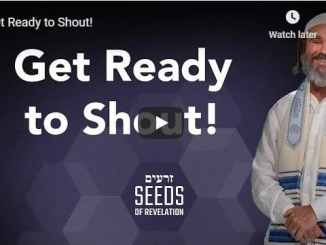 Rabbi Kirt Schneider - Get Ready to Shout
