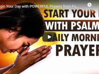 Sean Pinder - Begin Your Day With Powerful Prayers from Psalm 27