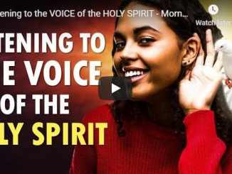Sean Pinder - Listening To The Voice Of The Holy Spirit