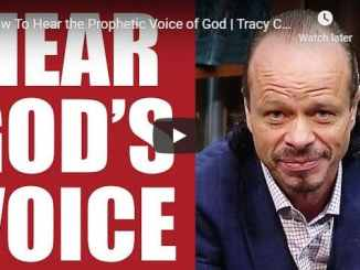 Sid Roth & Tracy Cooke - How To Hear the Prophetic Voice of God
