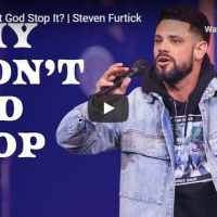 Steven Furtick - Why Didn't God Stop It - September 25 2020