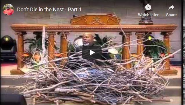 Bishop TD Jakes - Don't Die in the Nest