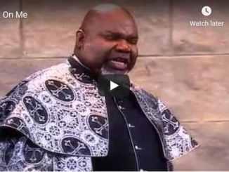 Bishop TD Jakes Sermon - Sit On Me