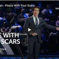 Joel Osteen - Peace With Your Scars - October 23 2020