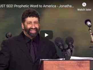 Jonathan Cahn At The Return - Prophetic Word to America