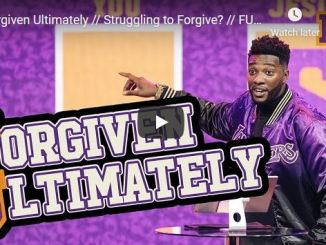 Pastor Michael Todd - Forgiven Ultimately - October 2020