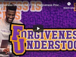 Pastor Michael Todd - Forgiveness Understood