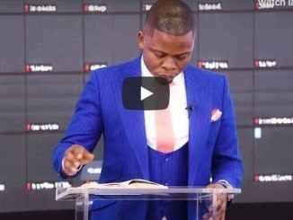 Prophet Shepherd Bushiri Sunday Live Service October 18 2020