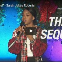 Sarah Jakes Roberts - The Sequel - October 23 2020