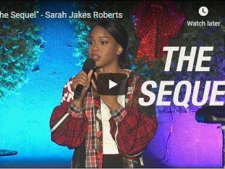Sarah Jakes Roberts - The Sequel