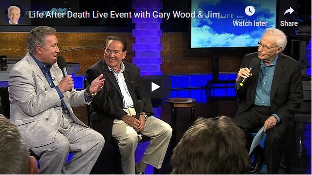Sid Roth, Gary Wood & Jim Woodford - Life After Death