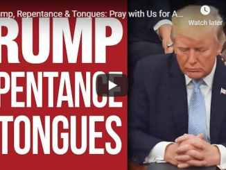 Sid Roth - Trump Repentance & Tongues