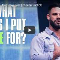 Steven Furtick Sermon - What Was I Put Here For? - October 29 2020