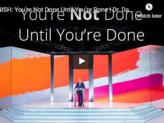 David Jeremiah Sunday Service Sermon November 15 2020