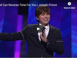 Joseph Prince Sermon - God Can Reverse Time For You