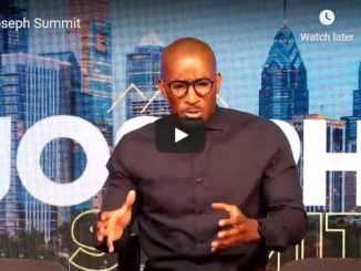Pastor Dharius Daniels - Joseph Summit