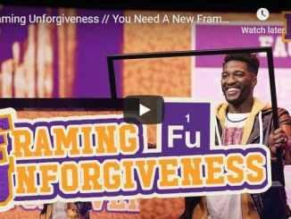 Pastor Michael Todd - Framing Unforgiveness - Forgiveness University