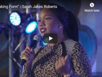 Pastor Sarah Jakes Roberts Sermon - Taking Form