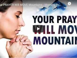 Pastor Sean Pinder Morning Prayer November 10 2020
