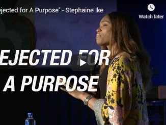 Pastor Stephanie Ike Sermon - Rejected for A Purpose