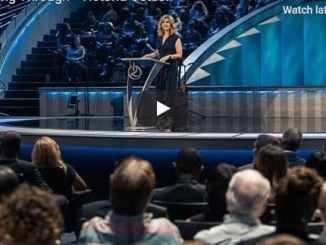 Pastor Victoria Osteen Sermon - Pushing Through