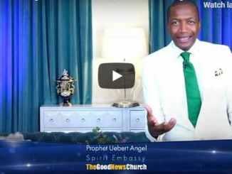 Prophet Uebert Angel Sunday Live Service November 15 2020
